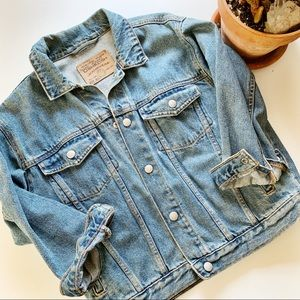Vintage Osh Kosh Denim Jacket